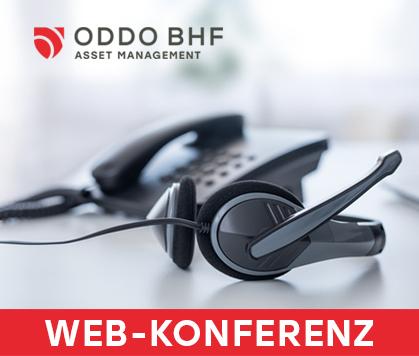 Web-Konferenz (German): ODDO BHF Polaris Moderate & Balanced