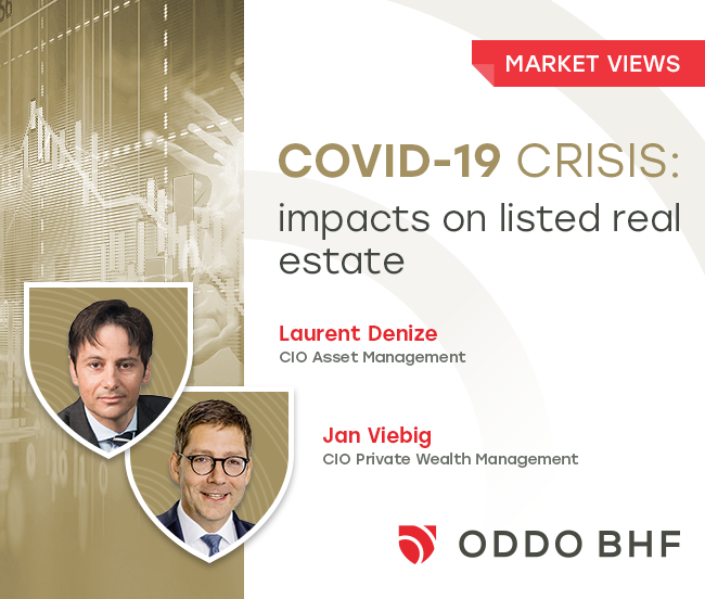 Covid-19 crisis: impacts on listed real estate