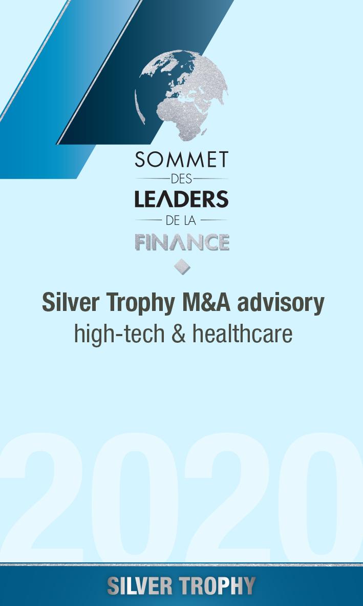 Silver Trophy M&A advisory - high-tech & healthcare
