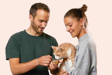 Marie et Alyosha, Ziggy : Yes we cat!