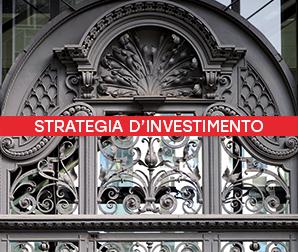 Strategia d'investimento