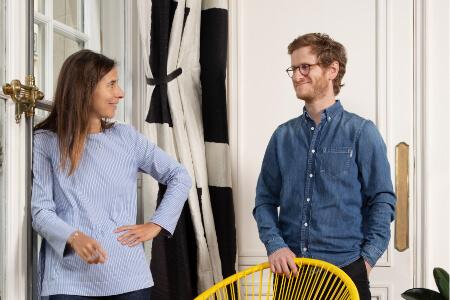 Anne et Sylvain : « In peer-to-peer we trust »