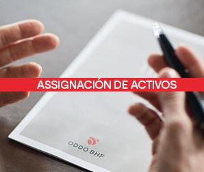 Asginación de activos