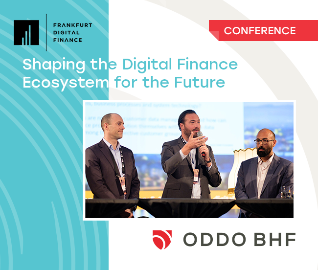 Shaping the Digital Finance Ecosystem for the Future