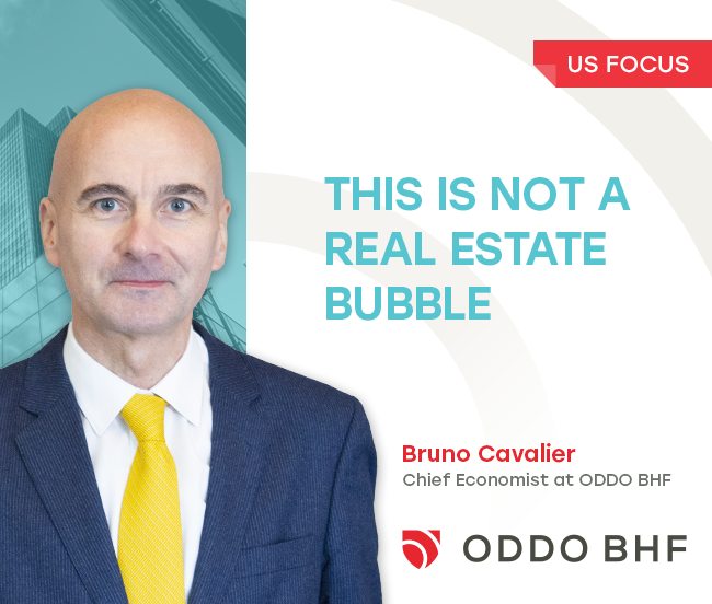 US: This is not a real estate bubble