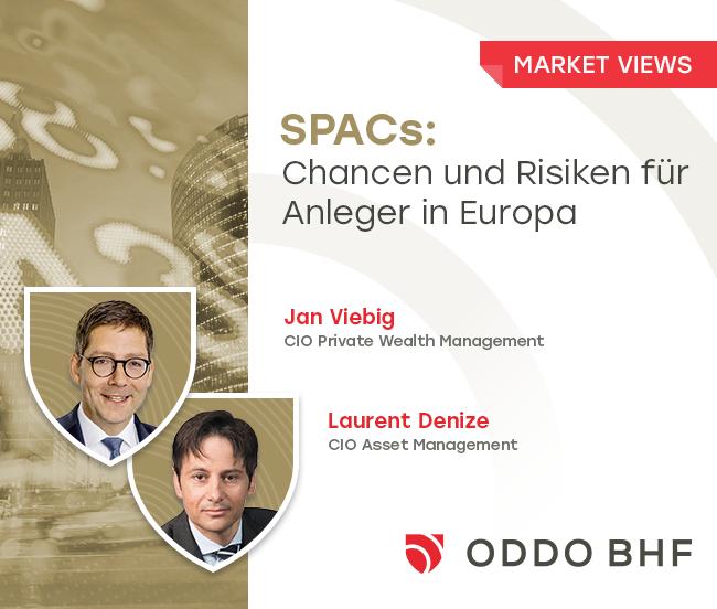 SPACs: Chancen und Risiken für Anleger in Europa