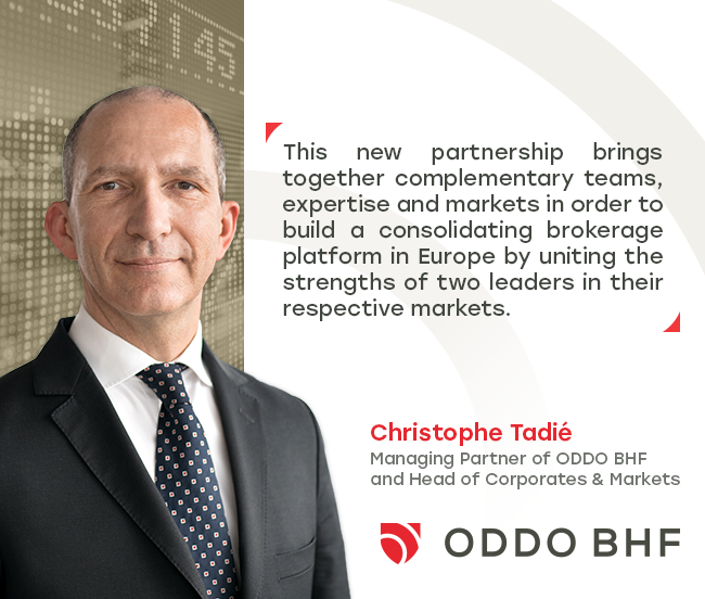 ABN AMRO and ODDO BHF to join forces