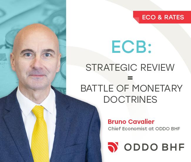 ECB: strategic review = battle of monetary doctrines