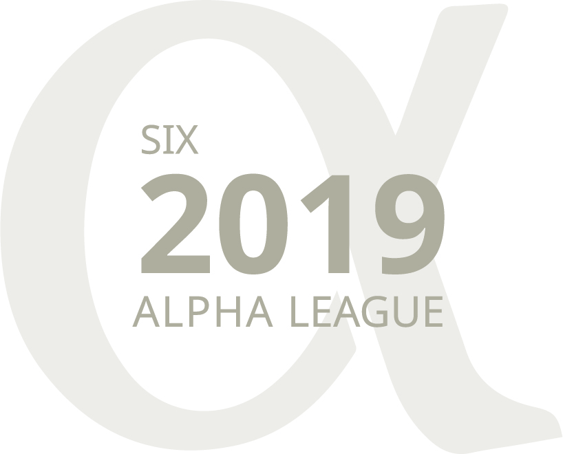 Alpha League Table 2019