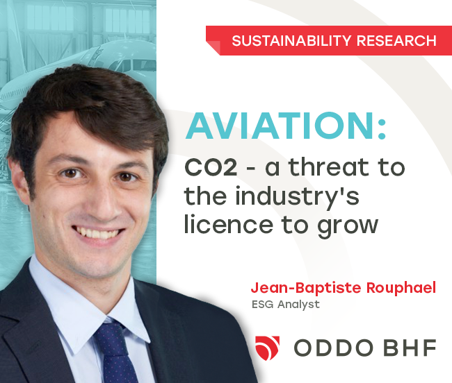 Aviation: CO2 - a threat to the industry's licence to grow