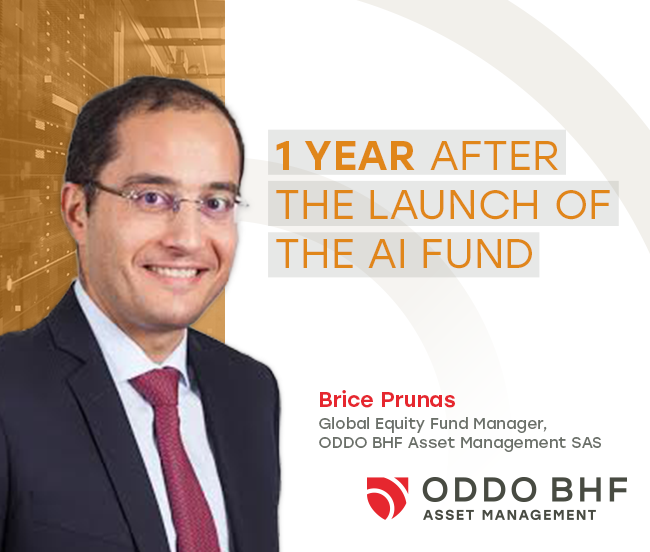 The ODDO BHF Artificial Intelligence Fund Celebrates its First Anniversary