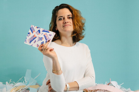 Elodie, Dirty Notes : cahier ouvert sur le crowd-funding